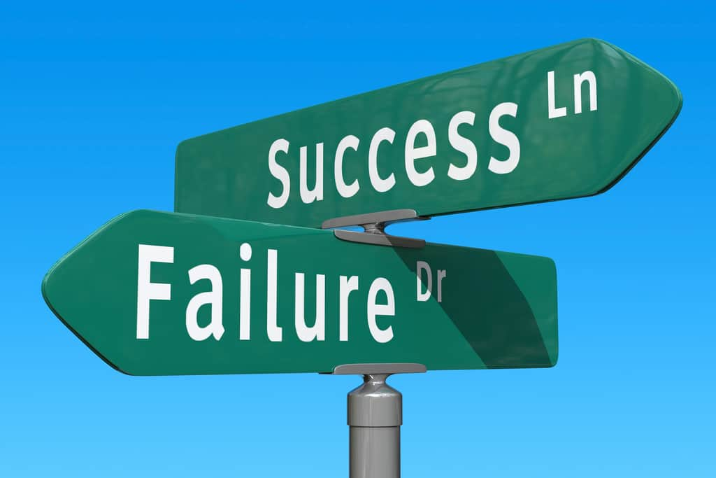 It's Official: Content Marketing is Synonymous with the Word FAILURE