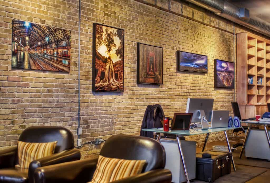 Company culture... it's more than just a cool workspace.