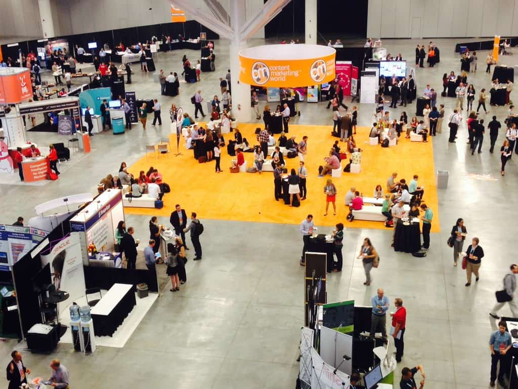 Expo Floor CMI