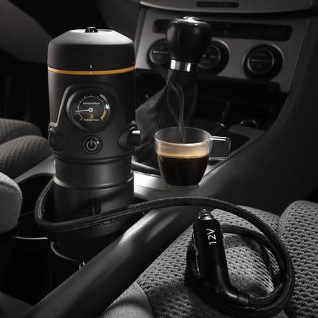 espresso on the go