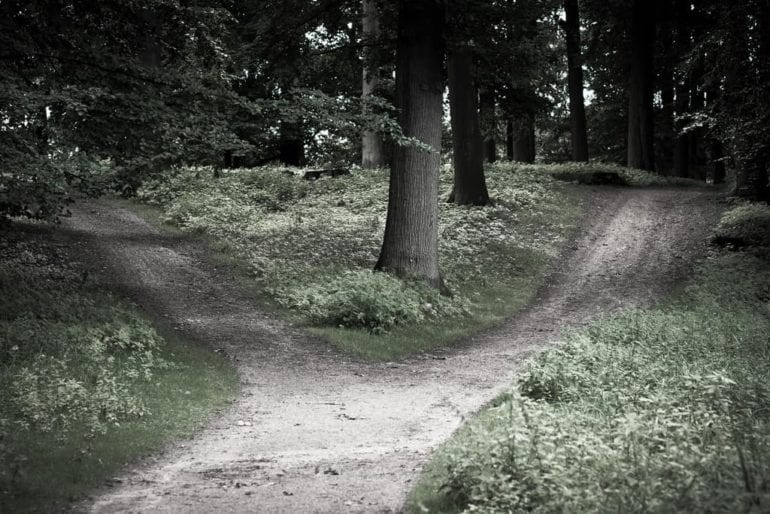 content marketing crossroads