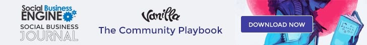 Social Business Journal, Volume 5, The Community Playbook