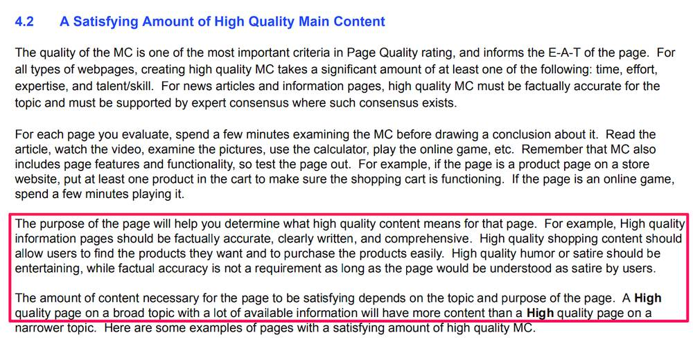 The Perfect Blog Post Length for SEO